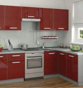 Кухни, шкафы, комоды, офисная мебель