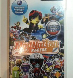 ModNation Racers на PSP