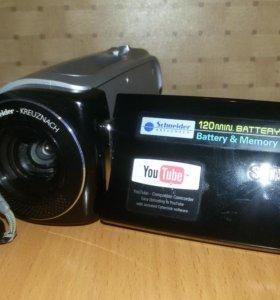 Срочно Видеокамера Samsung VP-MX10А