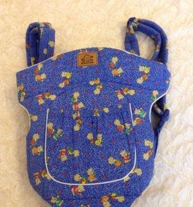 рюкзак-переноска, кенгуру