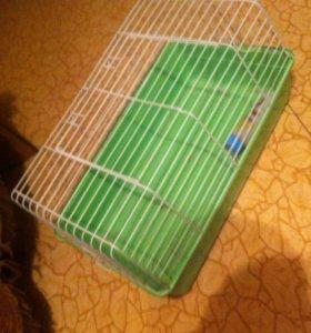 Продам клетку для кролика или морской свинки