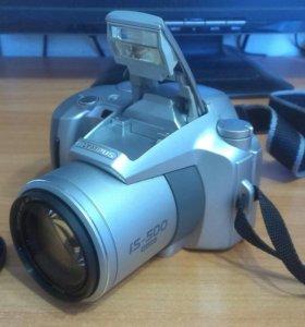 Фотокамера пленочная