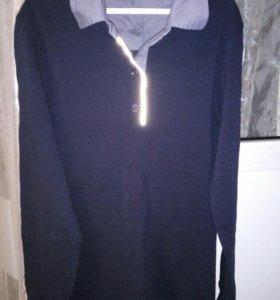 Рубашка поло х/б