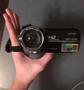 Sony HDR-CX550E