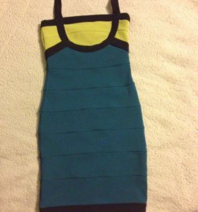 Бандажное платье Asos