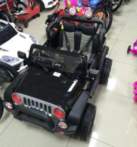 Электромобиль jeep