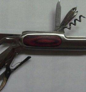 Нож Туристический Универсальный