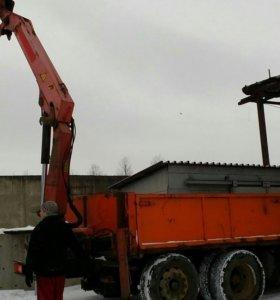 Манипулятор Scania 113H