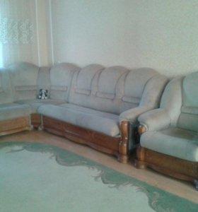 Мягкая мебель из массива