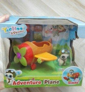 Новые игрушки Yoohoo