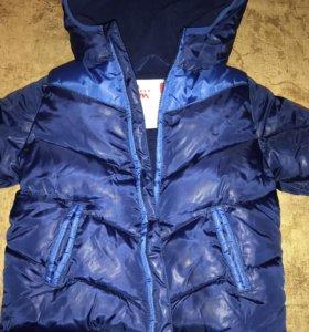 Новая куртка от DPAM