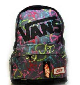 Новый фирменный рюкзак Vans - Ванс