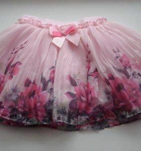 Новая юбка на девочку Италия