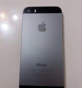 Новый айфон 5s