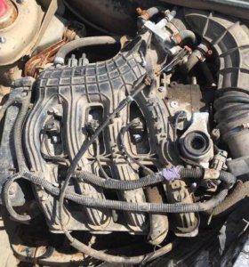 Двигатель 21124 16 1.6