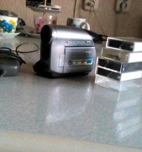Камера с набором кассет