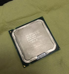 Intel E6750 2,66 GHz Core 2 Duo