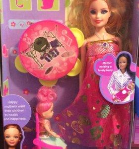Новая кукла беременная