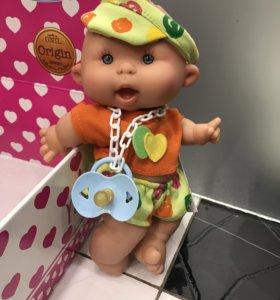 Кукла пупс Pepotin оригинал Испания 26 см