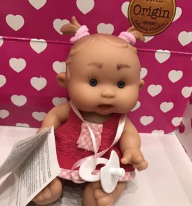 Кукла пупсик Pepotin Испания оригинал