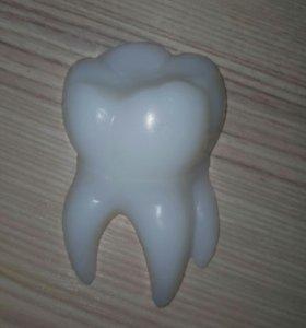 Мыло зубик