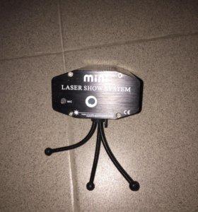 Лазер шоу систем