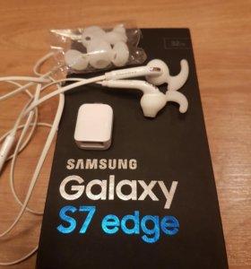 Samsung S7 edge duos комплект.