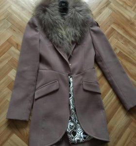 Пальто P.Plein