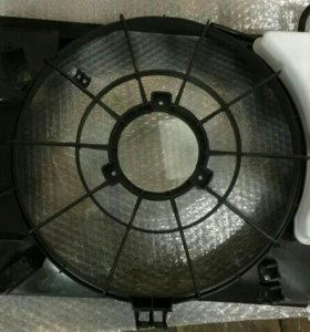 Вентилятор охлаждения двс Hyundai /Kia solaris RIO