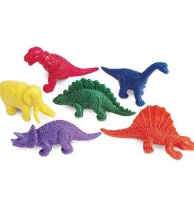Фигурки Динозавры оригинал от 6шт