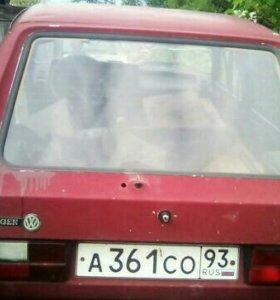 Двери Volkswagen Golf, 1979