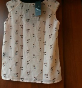 Новая блузка, 42
