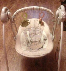 Детская электрокачеля