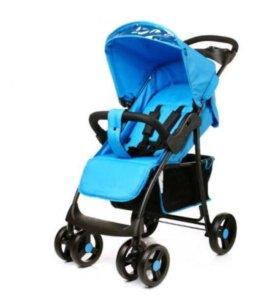 Коляска прогулочная Babyton E01 Blue