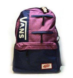 Новый фирменный рюкзак Vans