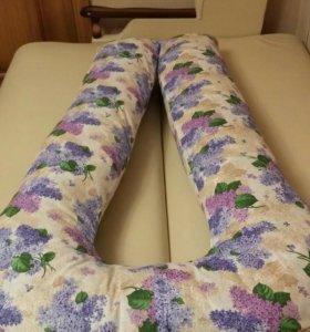 НОВАЯ U-образная подушка для беременных