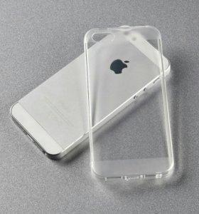 Чехлы и стекла для iPhone