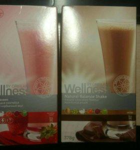 Wellness Natural Balans Shake смесь для коктейля
