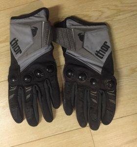Мото перчатки tour