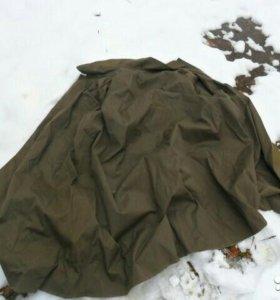 Плащ палатка офицерская