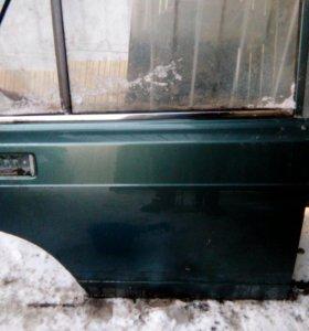 Ваз 2107 дверь задняя правая