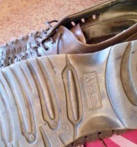 Продам летние мужские туфли