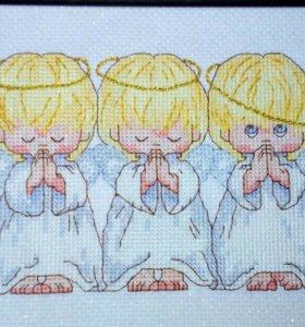 """Набор для вышивки крестом""""Почти Идеальный"""""""