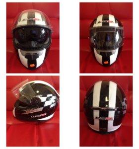 Мото шлем LS2 size L