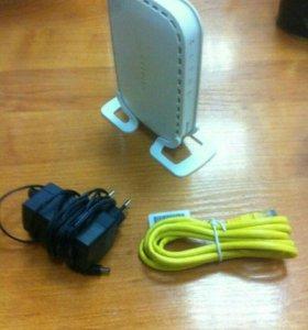Wi-Fi-роутер NETGEAR WNR612