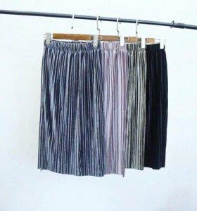 Новая бархатна юбка