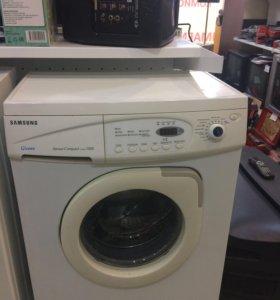 Узкая стиральная машина samsung s1005