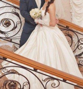 Свадебное платье ( вечернее )