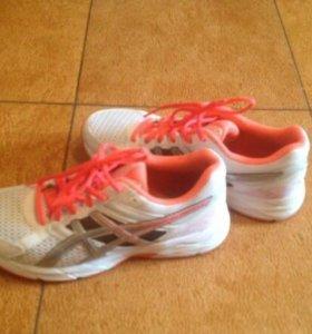 Профессиональные беговые кроссовки Asics Gel