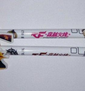 Сувенирная ручка из игры CrossFire